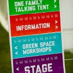 Family Day Fest sign